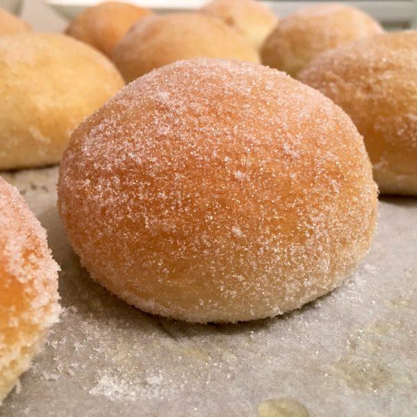 Donut (sonho) assado